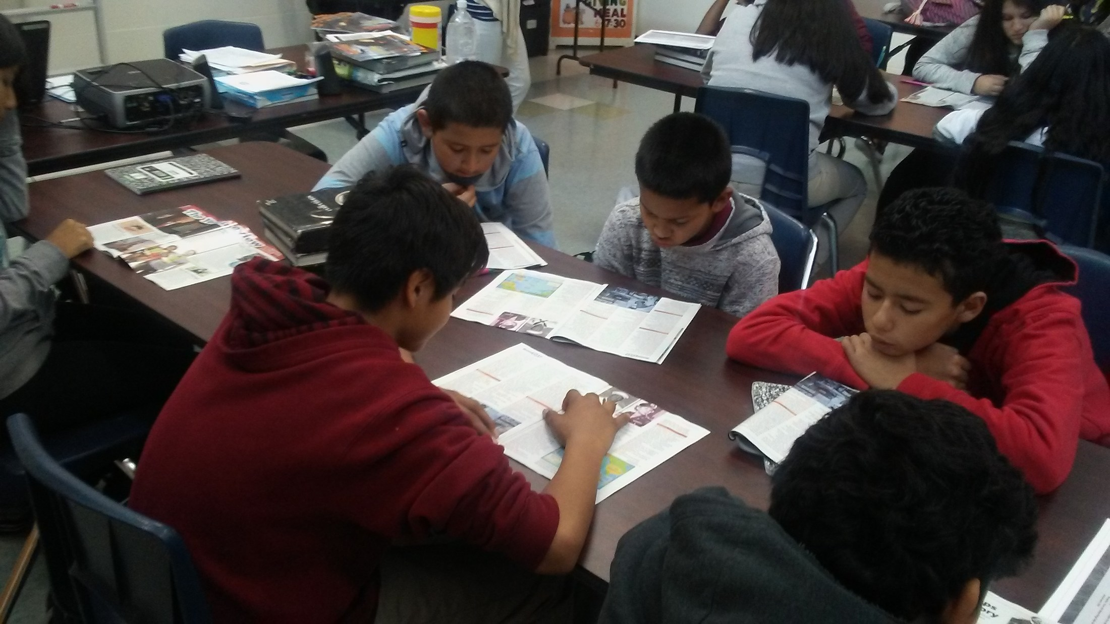 teaching high school students critical thinking skills