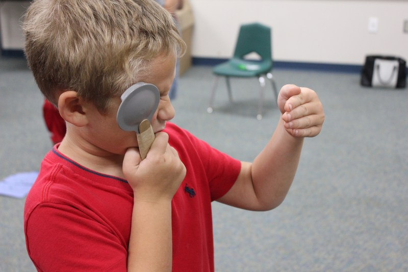 WISD Strives to Keep Students Healthy