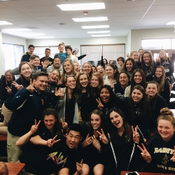 """Crean Lutheran Students """"Own the Weekend"""" at Saddleback Church"""