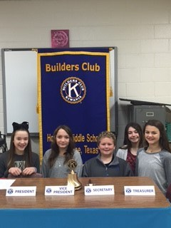 Holloway Launches New Builders Club