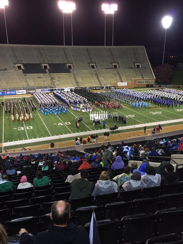 Dobyns-Bennett High School Band Named Regional BOA Champions