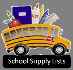 Elementary Supply Lists for 2015-16 School Year for Pre-K thru 5th Grade!