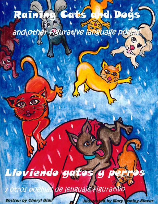 Cedar Creek Intermediate teachers publish children's book