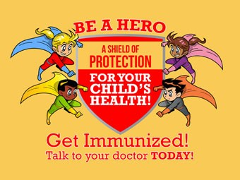 New immunization requirements for 2016