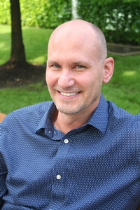 """Congratulations to Michael Hartman, the PTO's March """"Volunteer of the Month""""! Michael endeared himself to us early on this year by bringing us the fabulous Autumnfest Beer Garden"""