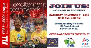 FLL at Buffalo Academy of Science