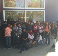 BK STUDENTS TRAVEL TO TECH MUSEUM & DEFENSE LANGUAGE INSTITUTE (5/8/15)