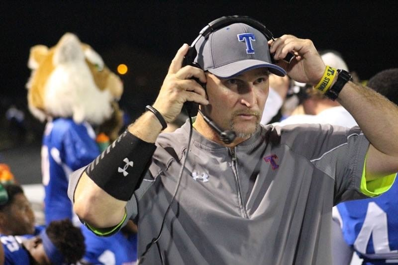 Scott Stewart Sole Finalist For Temple ISD Athletic Director/Head Football Coach Position