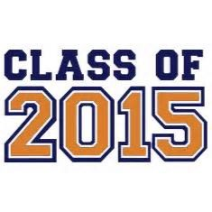 Seniors . . . Class of 2015!  Here's important graduation and senior week information.