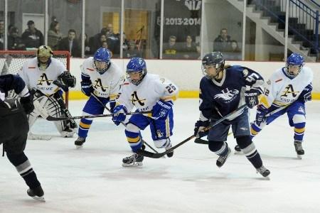 Hockey team reaches Semi-finals