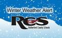 RCS Winter Weather Alert