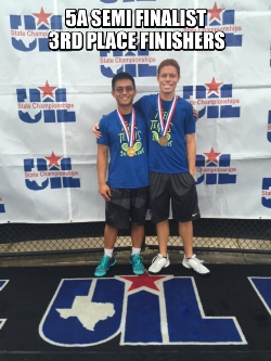 AMCHS State Tennis Results:
