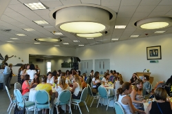 <b>PTO Hosts a Special Back-to-School Breakfast for all Homeroom Parents</b>