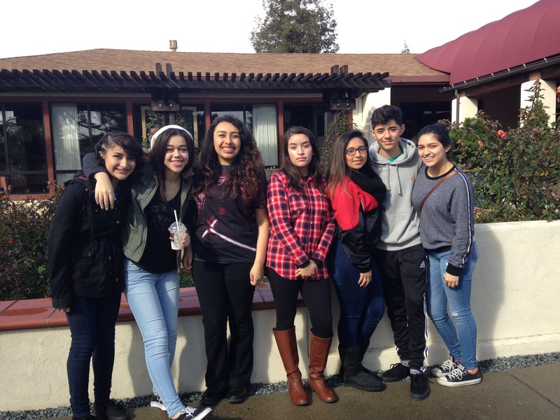 A Weekend of Service for Cristo Rey San Jose!