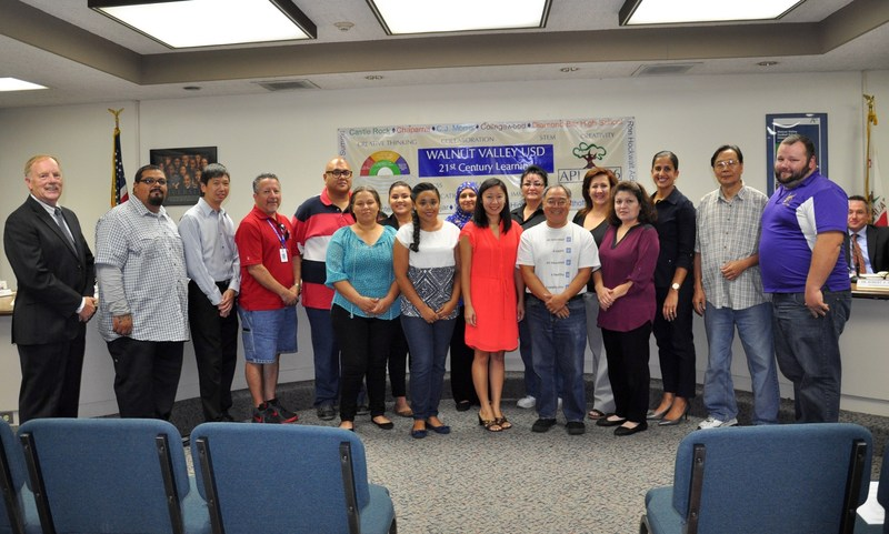 Welcome Classified Employees!