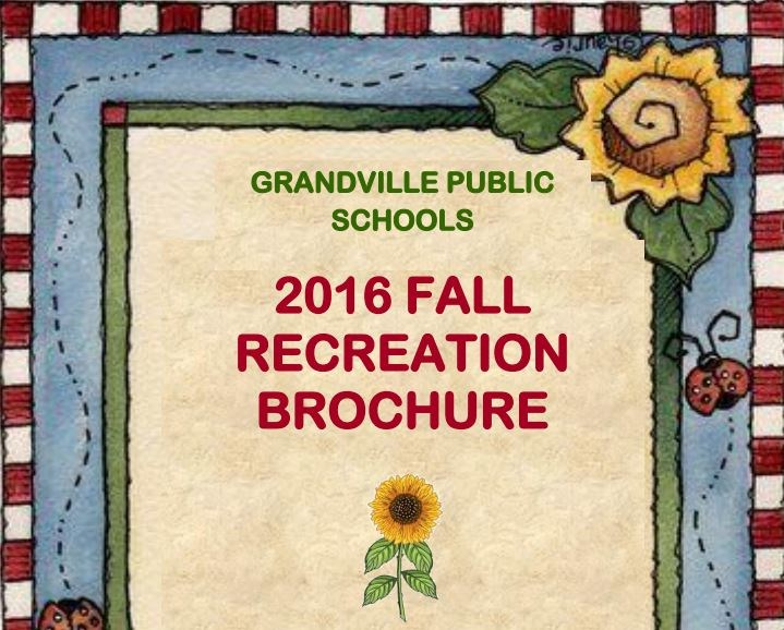 fall brochure cover