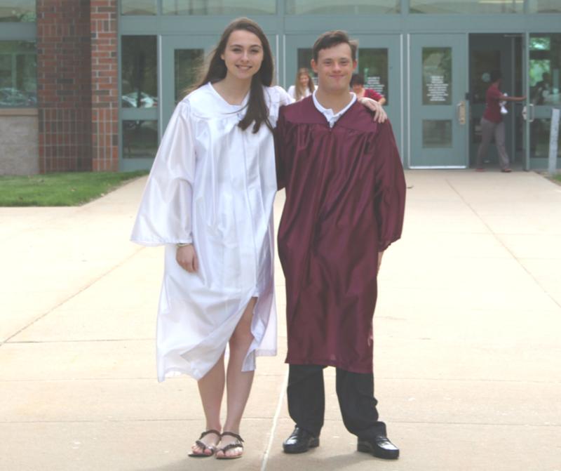 Graduation 7 p.m. Thursday, May 28