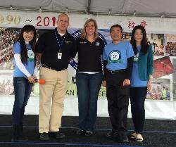 American Chinese School Celebrates