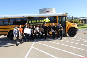 Crandall ISD Education Foundation Awards Nearly $17,000.00 in Grants