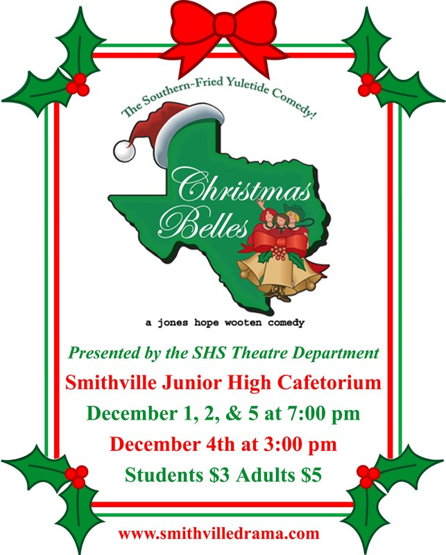 SHS Theatre Presents Christmas Comedy Thumbnail Image