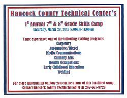 1st Annual 7th-8th Grade Skills Camp