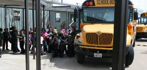 School bus signup schedule for 2015-16 school year