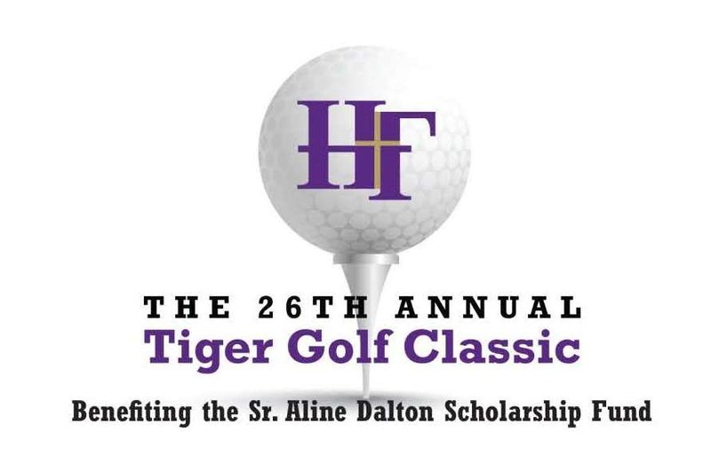 TIGER GOLF CLASSIC- Register Now!  Space is Limited!