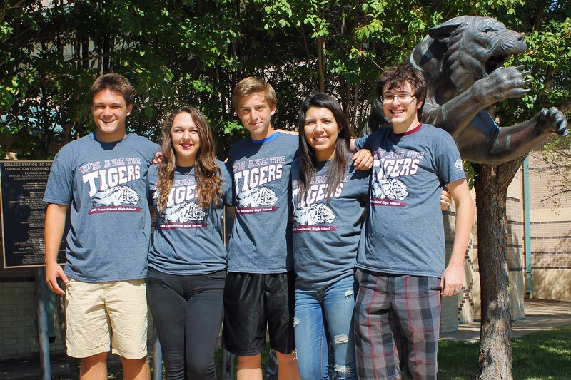 Five CSISD students earn award from National Hispanic Recognition Program