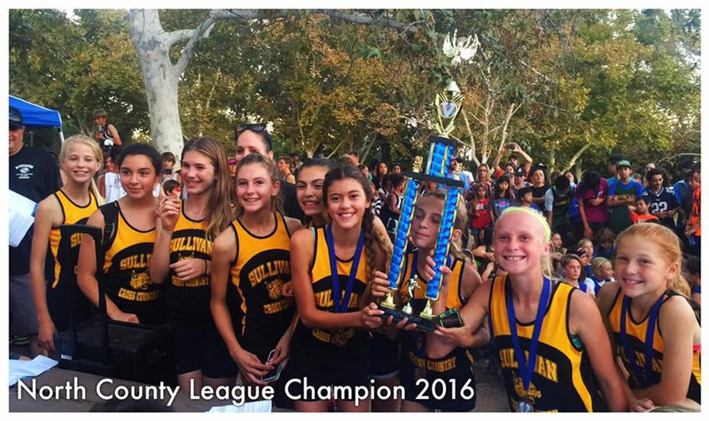 2016 North County League Champions