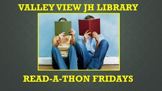 CANCELLED-Read-a-thon Scheduled for February 12th