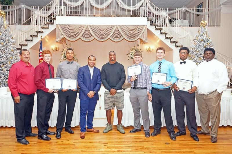 SPHS Players Honored at All Star Banquet Thumbnail Image