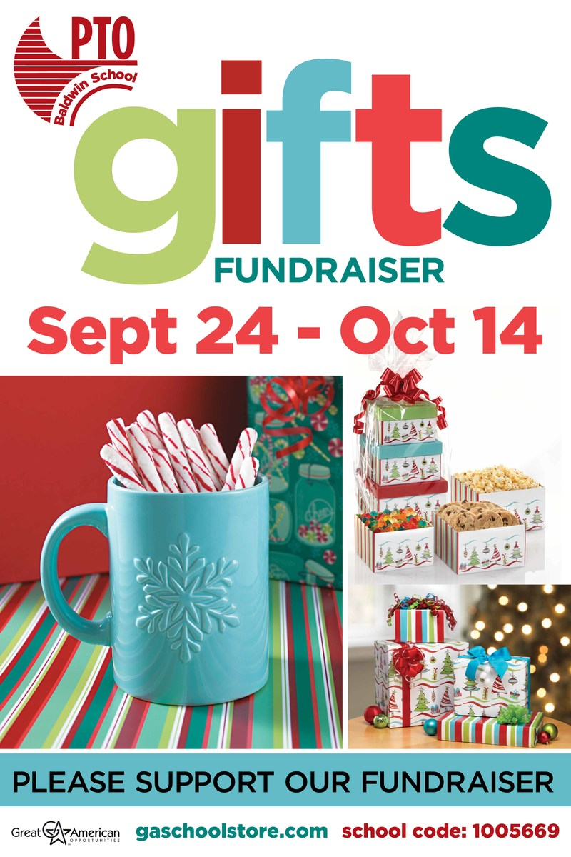 Do some gift shopping with the PTO!