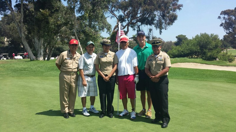 Hawthorne High School NJROTC Fundraises for Wounded Warrior Project