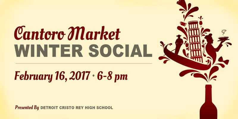 Cantoro Market Winter Social - tickets on sale NOW! Thumbnail Image