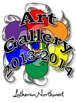 2013-2014 Lutheran Northwest Art Gallery