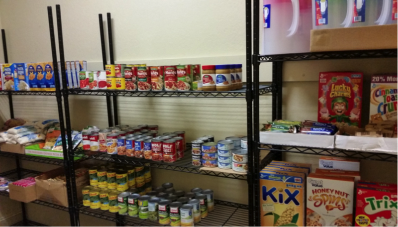 The Lewisville Food Pantry at Winfree Academy Thumbnail Image