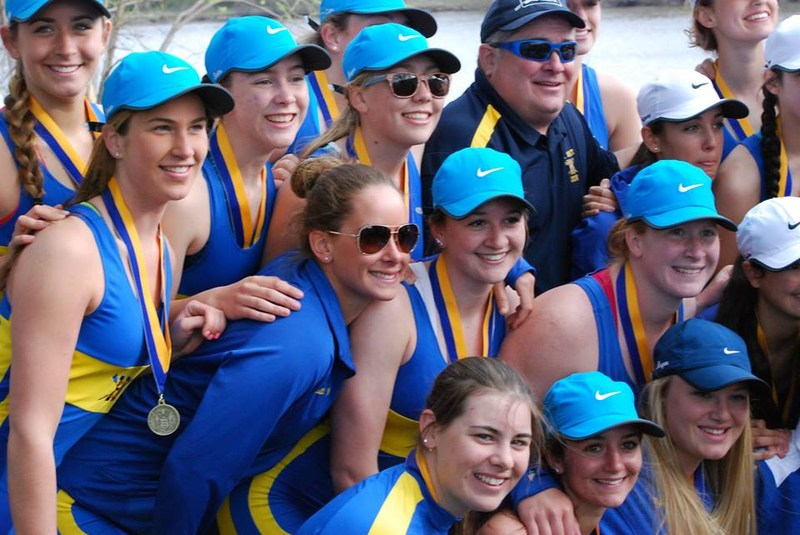 Lady Spartan Rowers Win Championship!