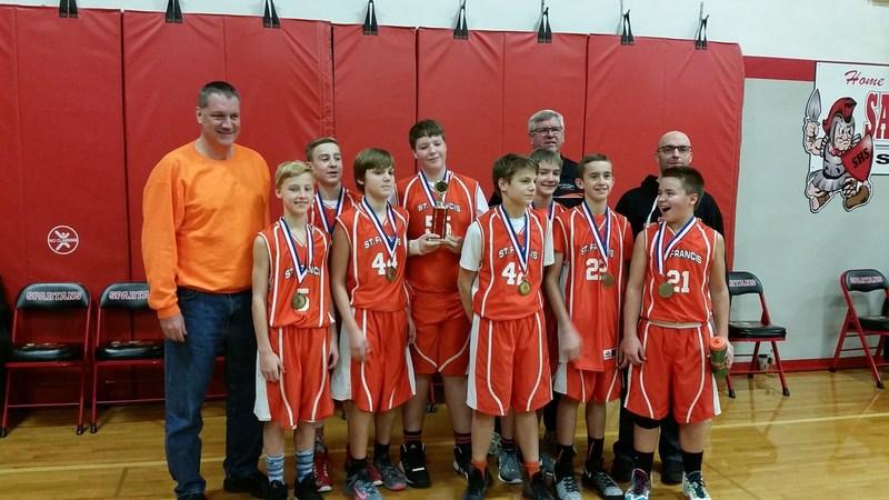 7th Grade Boys Win Tourney Thumbnail Image