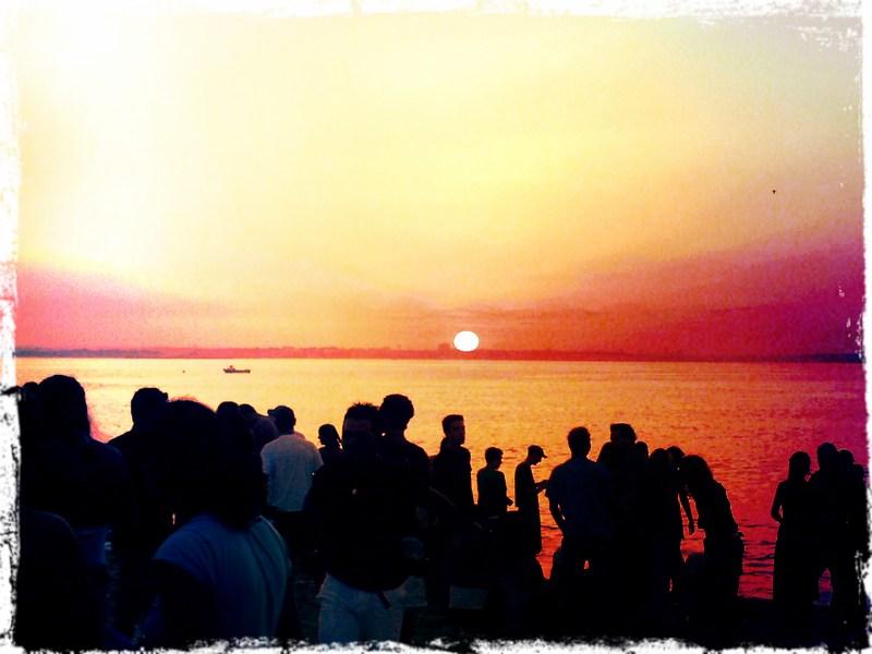 BEACH BBQ, GRADES 6-8 - - - - August 27