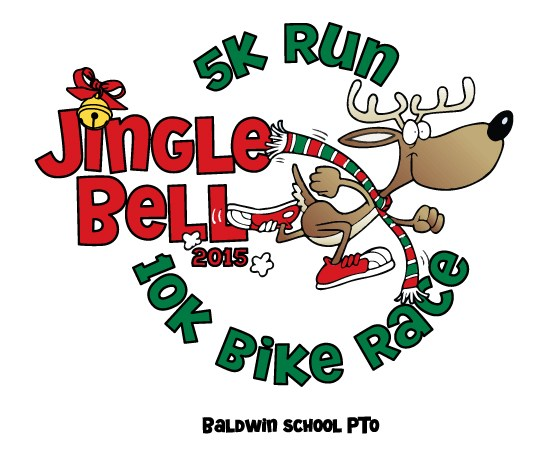 The PTO Jingle Bell 5k is back!