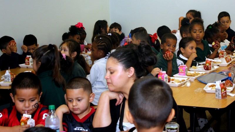 The Varnett Public School Nutrition Program