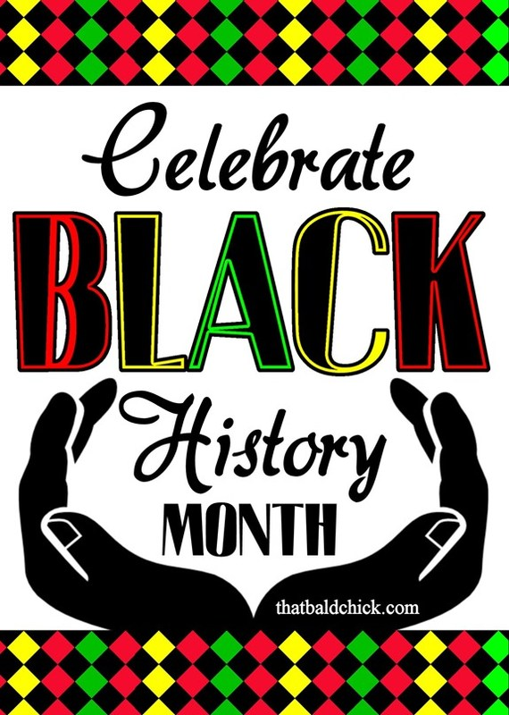 YOU ARE INVITED TO CELEBRATE BLACK HISTORY MONTH