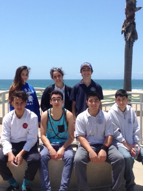 Green Team Trip to Huntington Beach