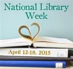National Library Week (April 12-18)