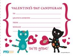 Valentine's Candygrams for Sale