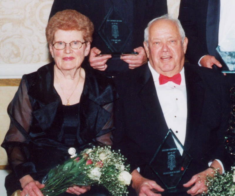 In Memoriam: Mrs. Virginia Schneider