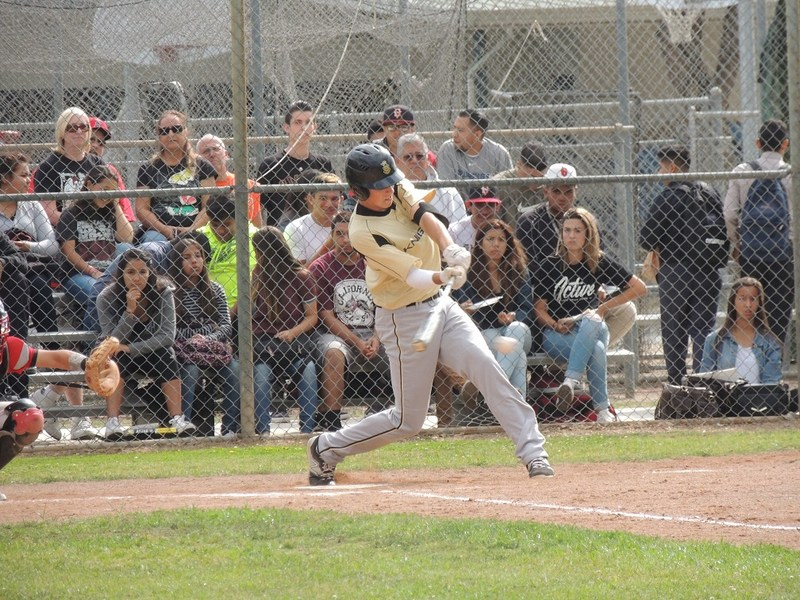 Baseball Advances in CIF Playoffs