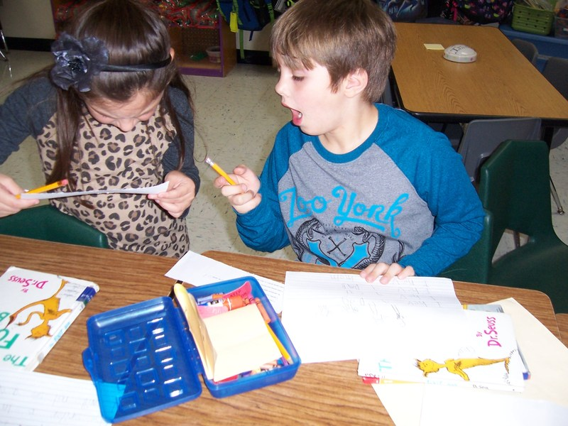 Editing Writing in First Grade
