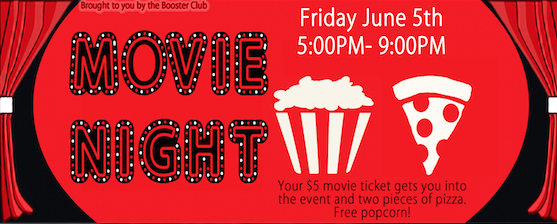 e3 Civic High Movie Night