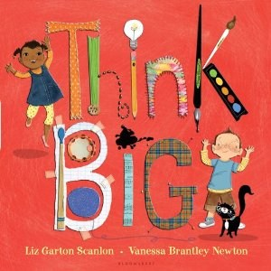 Author Visit - Liz Garton Scanlon